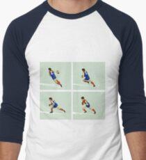 Robbie Flower, Melbourne closeup (for dark blue shirts only) T-Shirt