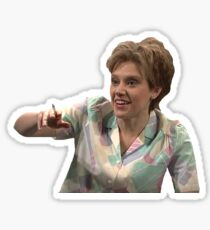 kate mckinnon – close encounter snl Sticker