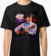 george strait to las vega tour 2016 Classic T-Shirt