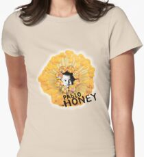 Pablo Honey Womens Fitted T-Shirt