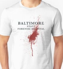 Baltimore State Forensic Hospital T-Shirt