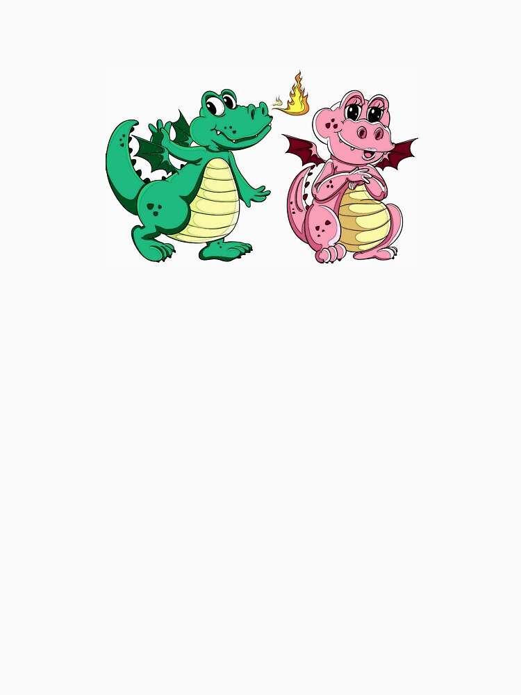 Pinky and Green happy pair by Keywebco