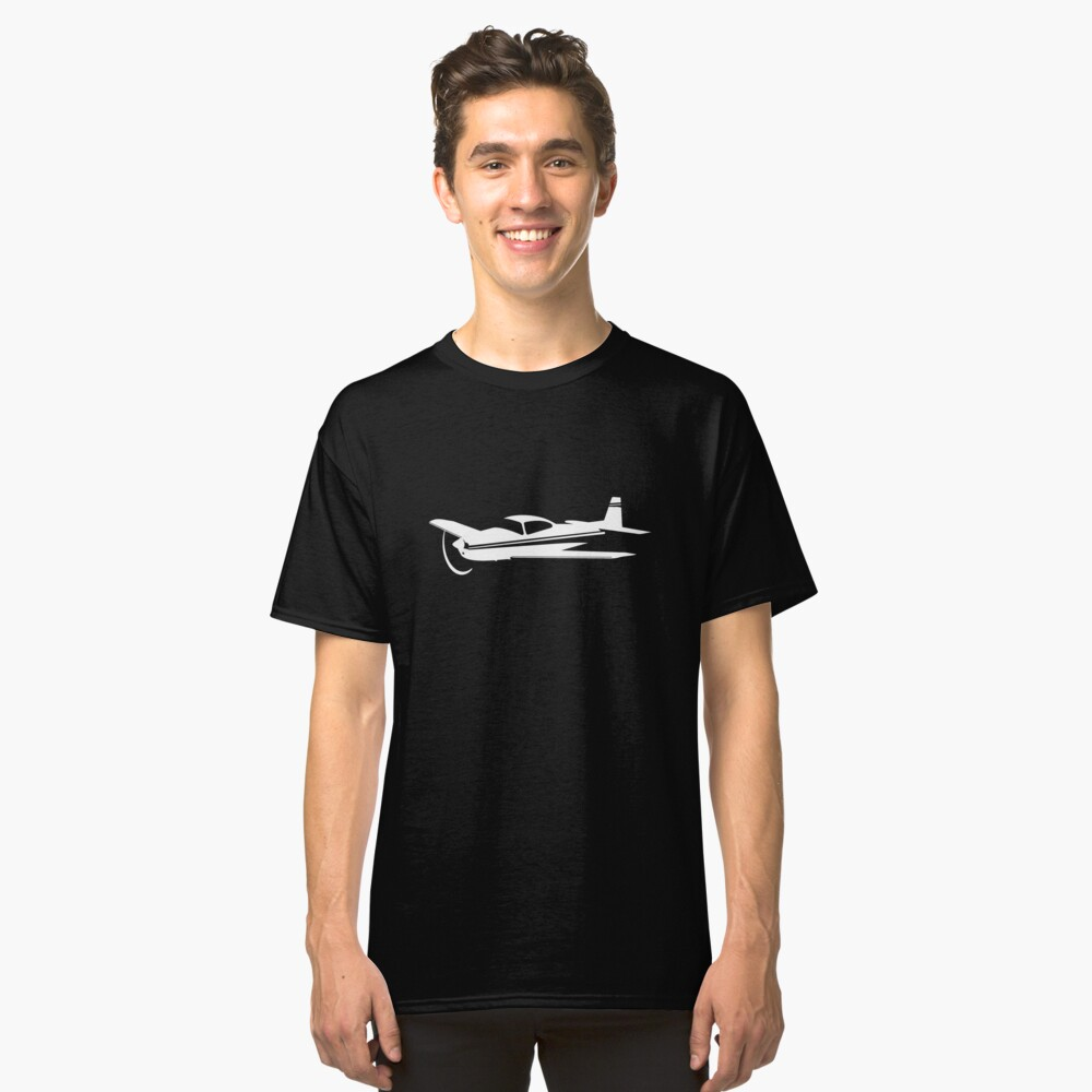 Navion Aircraft Classic T-Shirt