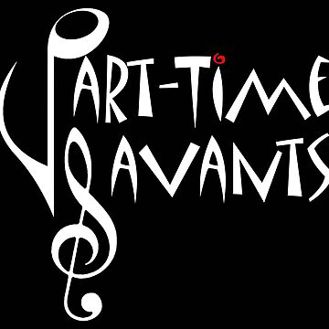 Part-Time Savants Original Logo by parttimesavants