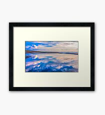 Refelections Framed Print