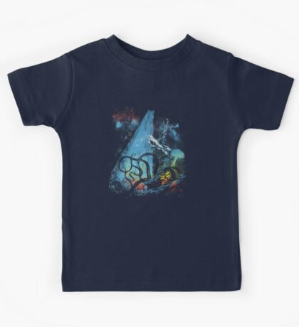 diving danger Kids Clothes