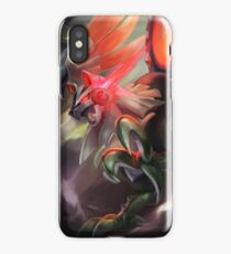 Silvally by Logancure iPhone Case/Skin