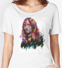 Jared Leto Women's Relaxed Fit T-Shirt