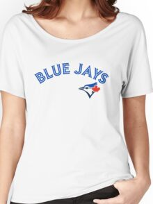 toronto blue jays Women's Relaxed Fit T-Shirt