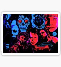 John Carpenter Sticker