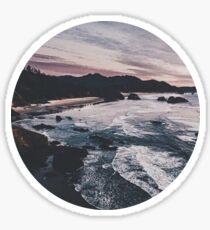 Pegatina Oceano
