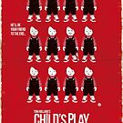 Child's Play - Red Collection by Alain Bossuyt