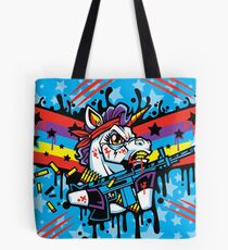 Rainbo: First Blood Tote Bag