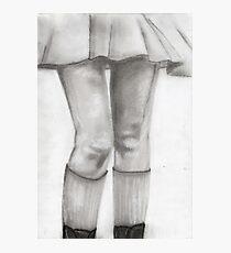 Legs Eleven Photographic Print