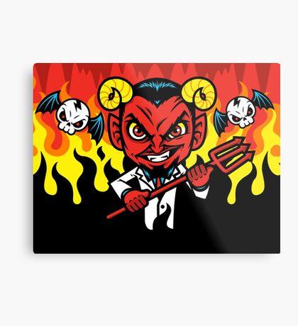 Bloody Hell Metal Print