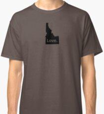 Idaho love Classic T-Shirt