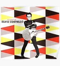Elvis Costello - The First 10 Years Poster