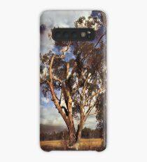 Australian Windswept Tree 01 Case/Skin for Samsung Galaxy