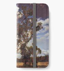 Australian Windswept Tree 01 iPhone Wallet/Case/Skin