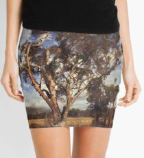 Australian Windswept Tree 01 Mini Skirt
