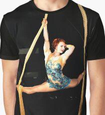 Silks Above Graphic T-Shirt