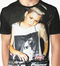 DJ Du Jour Graphic T-Shirt