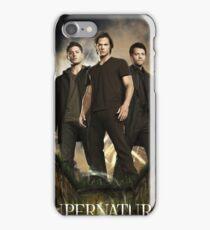 Supernatural Cover iPhone Case/Skin