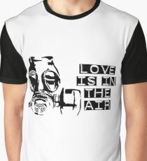 Love is in the air joke Graphic T-Shirt