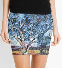Australian Windswept Tree 02 Mini Skirt