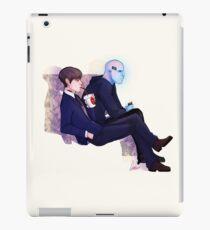 Harry and Electro iPad Case/Skin