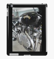 Motorbike, Vincent iPad Case/Skin