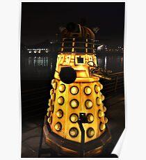 A Dalek (Exterminate!) Poster