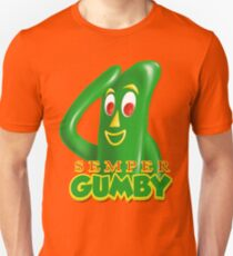 Semper Gumby Unisex T-Shirt
