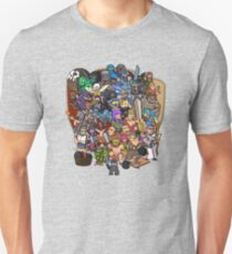 Clash Universe Unisex T-Shirt