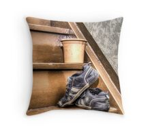 old childrens shoes on a stairway auf Redbubble von pASob-dESIGN