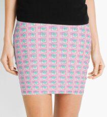 Pastell & Neon Mini Skirt