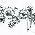 Cogs #6 by HolyOther