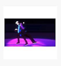 Pair Skate - Yuri!!! on Ice Photographic Print