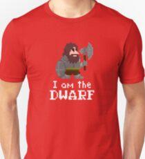 I am the (gentlem'n) Dwarf Unisex T-Shirt