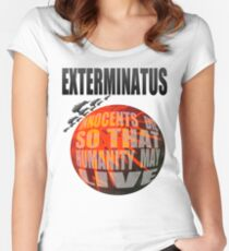 Exterminatus Full Fitted Scoop T-Shirt