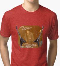 Randy Rhoades Tri-blend T-Shirt