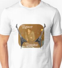 Randy Rhoades Slim Fit T-Shirt