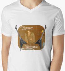 Randy Rhoades Men's V-Neck T-Shirt