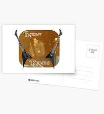 Randy Rhoades Postcards