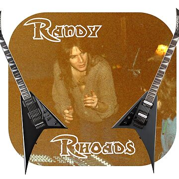 Randy Rhoades by blacksabbath
