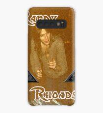 Randy Rhoades Case/Skin for Samsung Galaxy
