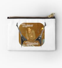 Randy Rhoades Zipper Pouch