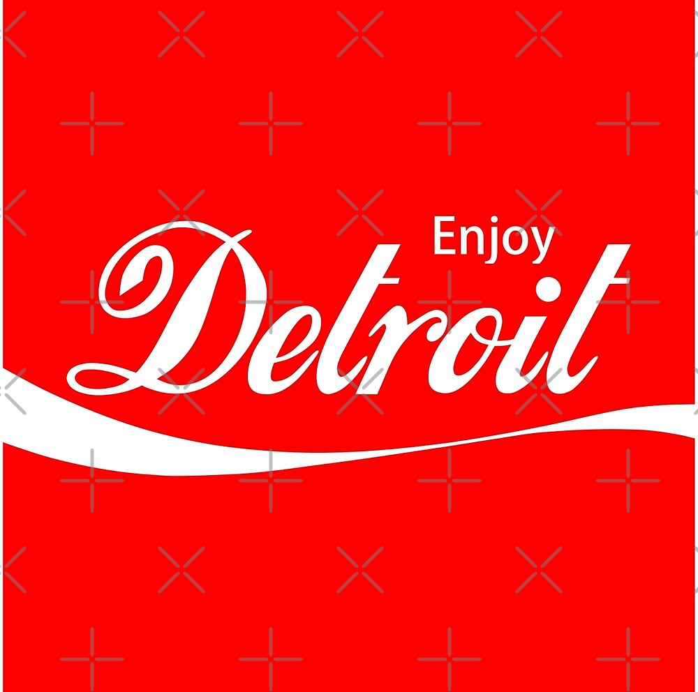 Enjoy Detroit by thedline