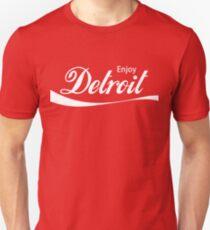Enjoy Detroit Unisex T-Shirt
