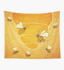 Honey Wall Tapestry